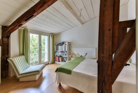 Quel revêtement de sol pour la chambre à coucher ?