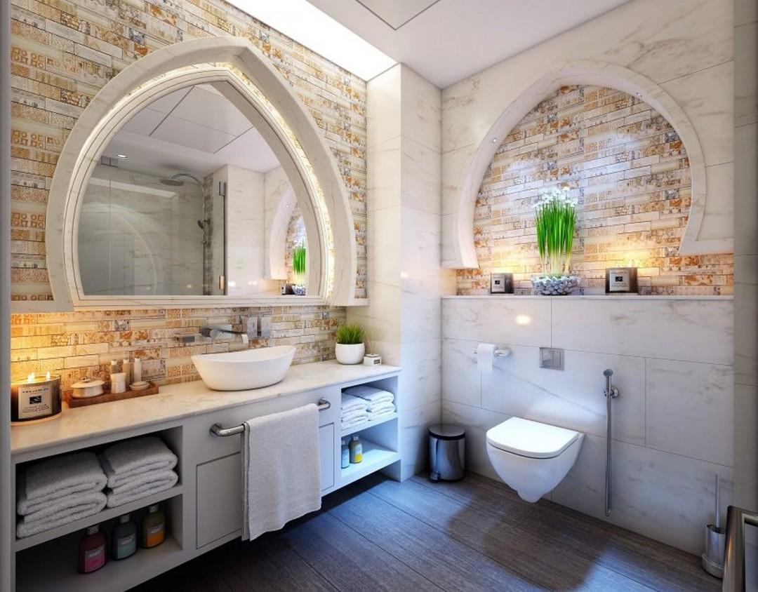 Salle De Bain Revetement les sols de salle de bains | revetement-sols